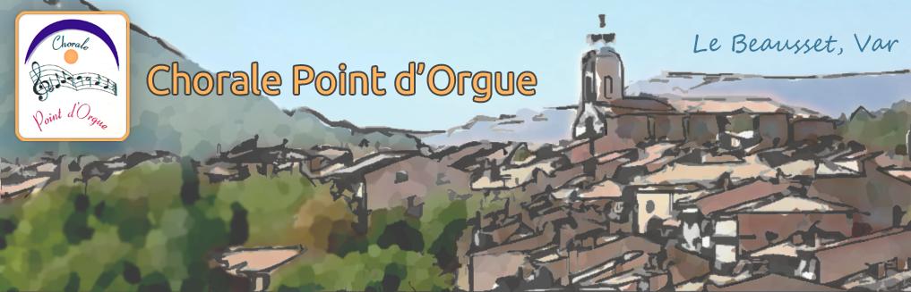 Chorale Point d'Orgue